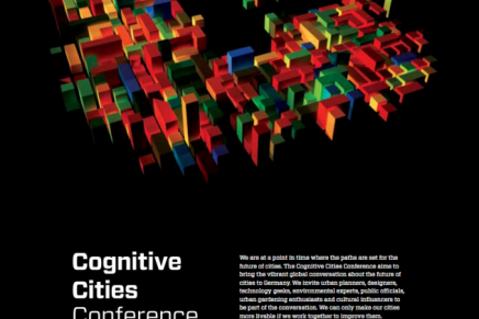 Cognetive Cities – a chat with Igor Schwarzmann
