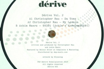 Christopher Rau & Achum Marez – Dérive Vol.2